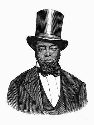 Abolition Photograph - Samuel D. Burris by Granger