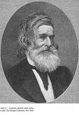 Samuel Howe (1801-1876) Print by Granger