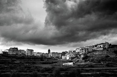 Teruel Photograph - San Agustín by Fotografía de Pere Chuliá - España