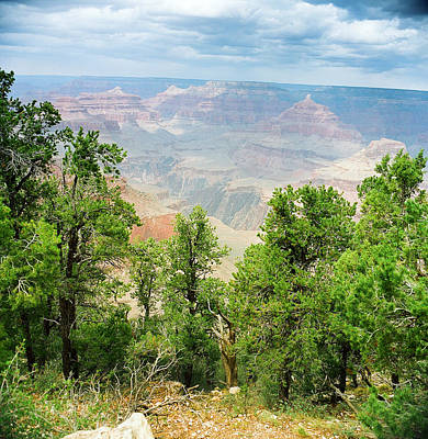 Grand Canyon Photograph - Scenic Grand Canyon 20 by M K  Miller