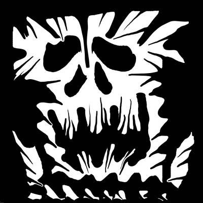 Screaming Mixed Media - Scream It by Ember Findlay