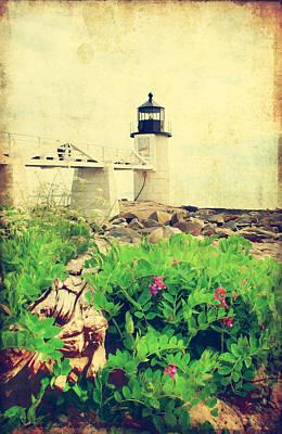 Sea Side Print by Darren Fisher