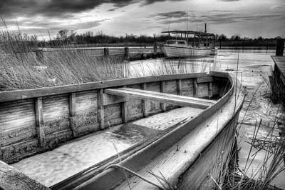Winter Storm Photograph - Seaworthy by JC Findley