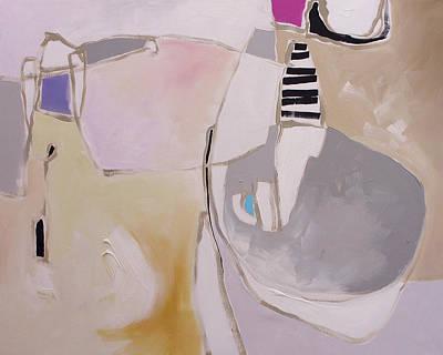 Award Winning Artist Painting - Second Chance by Linda Monfort