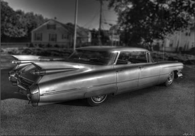 Photograph - Sedan De Ville 02 by Stephen EIS