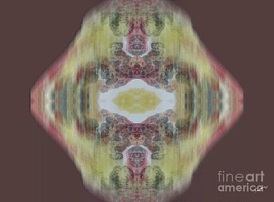 Seed Print by David Tavhara
