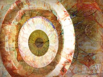 Yesayah Digital Art - Seek First Kingdom by Fania Simon