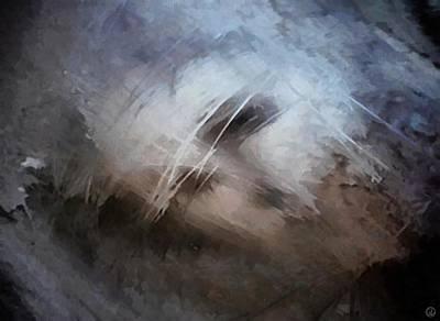 Seeking Rest Print by Gun Legler