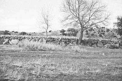 Spanish Landscape Photograph - Segovia Land by Ariane Moshayedi