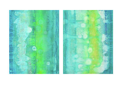 Painting - Serenity by Margarita Puckett