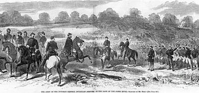 Brinton Photograph - Seven Days Battles, 1862 by Granger