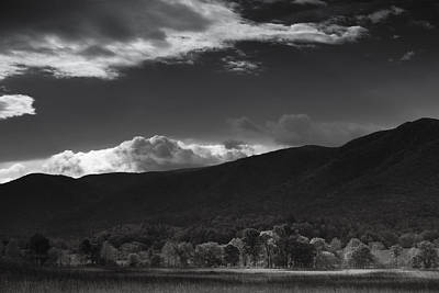 Black Photograph - Shadows And Light by Andrew Soundarajan