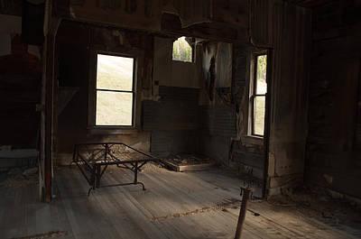 Daysray Photograph - Shadows Of Time by Fran Riley