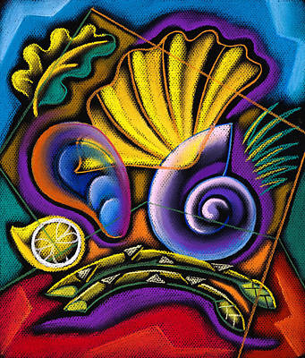Shellfish Original by Leon Zernitsky