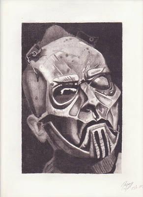 Corey Drawing - Sid Wilson by Ryan Boyd
