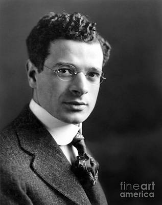 Hillman Photograph - Sidney Hillman (1887-1946) by Granger