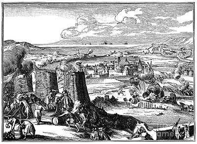 Siege Of Londonerry, 1689 Print by Granger