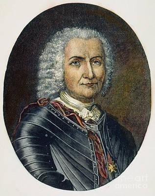 Sieur De Bienville Print by Granger