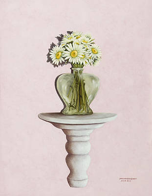 Simple Things Print by Mary Ann King