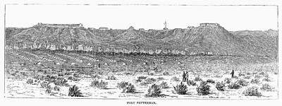 Sioux War: Fort Fetterman Print by Granger