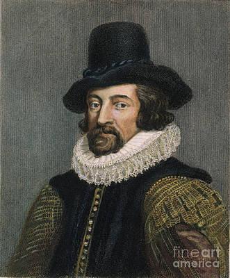 Sir Francis Bacon (1561-1626) Print by Granger