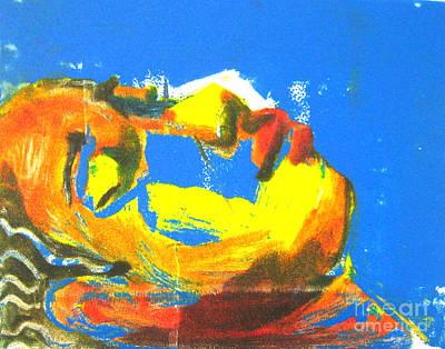 Sleep Print by Gabrielle Wilson-Sealy
