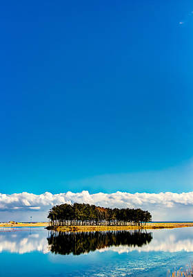 Y120831 Photograph - Small Island by Tokism