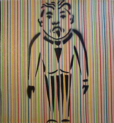 So Sick Tilly Striped Original by Patricia Arroyo