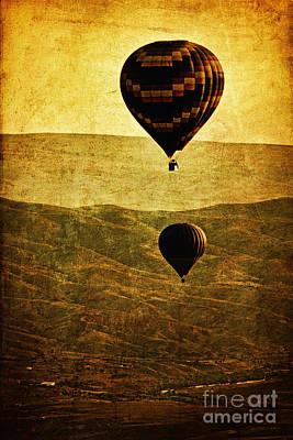 Cappadocia Photograph - Soaring Heights by Andrew Paranavitana