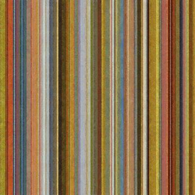 Soft Stripes Ll Print by Michelle Calkins