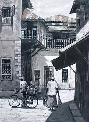 Soko Muhogo Street Original by Sele
