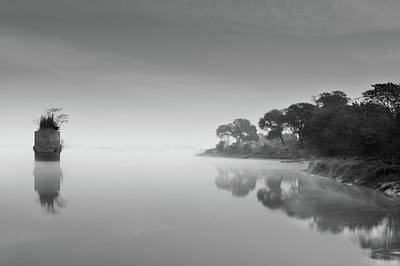 Solitude-ii Print by Amer S Raja - Arifsons, Jhelum.