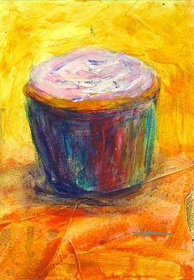 Jeannine Painting - Solstice by Jeannine Luke