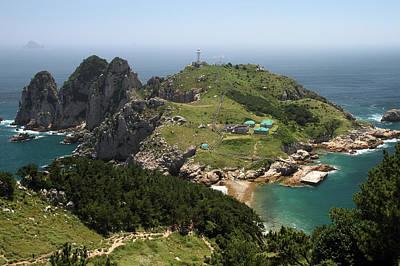 Y120907 Photograph - Somaemuldo Island by Marc-Henri Desbois