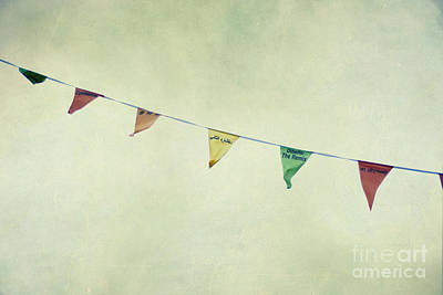 Pop Surrealism Photograph - Sonnet Bunting by Violet Gray
