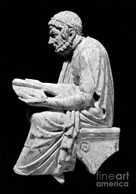 Sophocles (c496-406 B.c.) Print by Granger