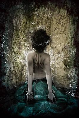 Soul To Take Print by MrsRedhead Olga