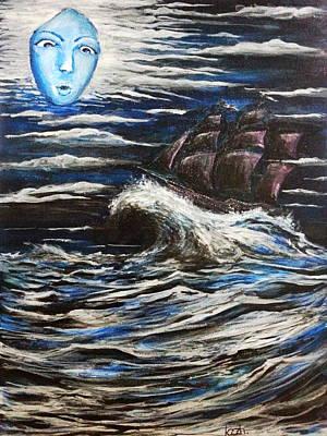 Painting - Southern Wind  by Katchakul Kaewkate