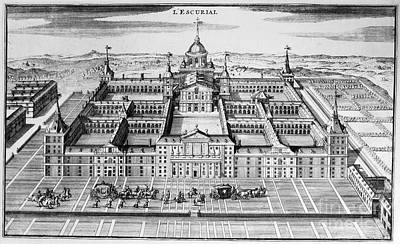 Spain: El Escorial Print by Granger