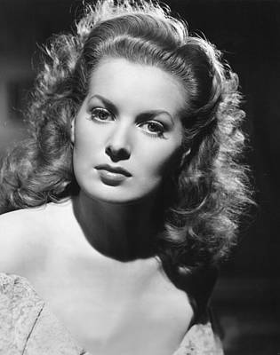 Spanish Main, The, Maureen Ohara, 1945 Print by Everett