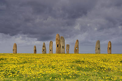 Megalith Photograph - Spring by Chencho Mendoza Photography