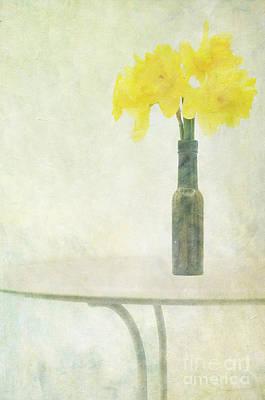 Springtime Print by Marion Galt