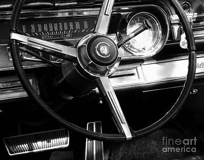 Starship Cadillac Print by Joe Jake Pratt