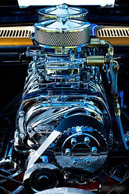Start Your Engines Print by Melissa Wyatt