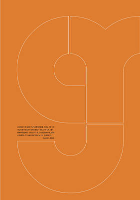 Steve Jobs Quote Poster 2 Print by Naxart Studio