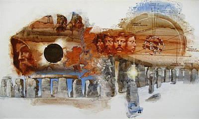 Stonehenge Original by Cliff Spohn