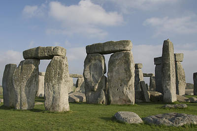 Feild Photograph - Stonehenge IIi by Gloria & Richard Maschmeyer