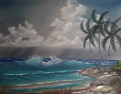 Storm On The Horizon Print by John Koehler