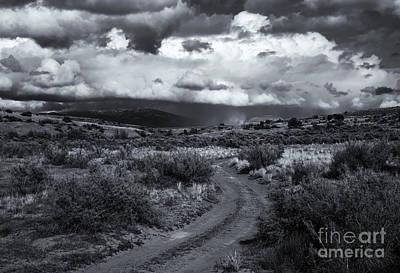 Storm Track Original by Mike  Dawson