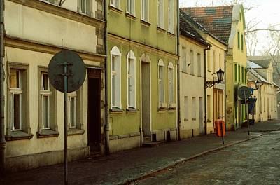 Dawid Photograph - Street 2 by Marcin and Dawid Witukiewicz